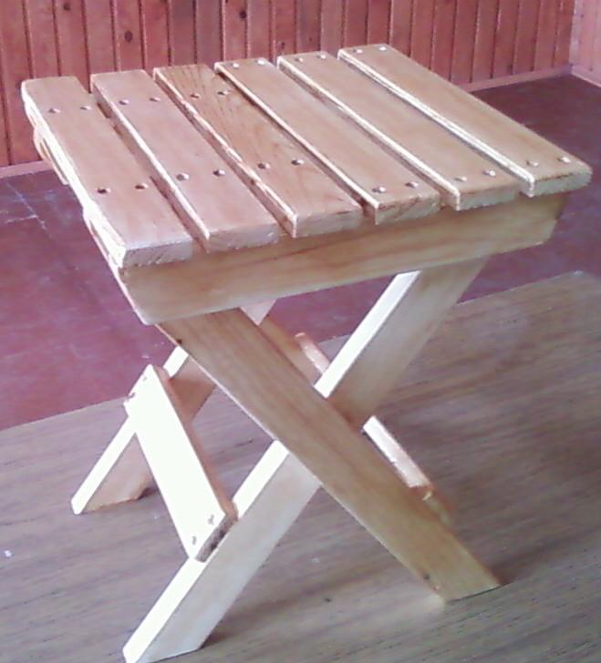Складной стул из дерева своими руками 29
